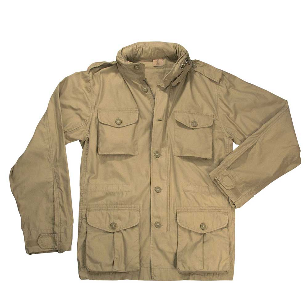 Vintage Lightweight MIlitary M-65 Field Jacket