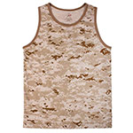 Desert Digital Camo Tank Top