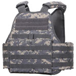 Basic Issue ACU MOLLE Plate Carrier Vest