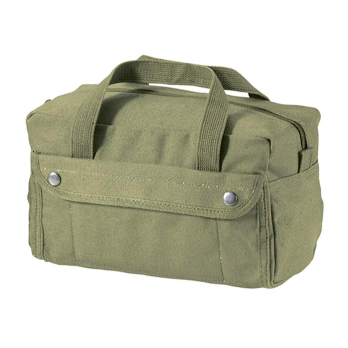 Small Canvas Military Tool Bag - Canvas Bag