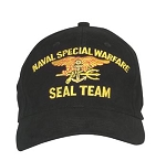 Naval Special Warfare SEAL Team Baseball Hat