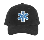 E.M.S. Star of Life Low Profile Baseball Hat