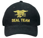 SEAL Team Supreme Low Profile Baseball Hat