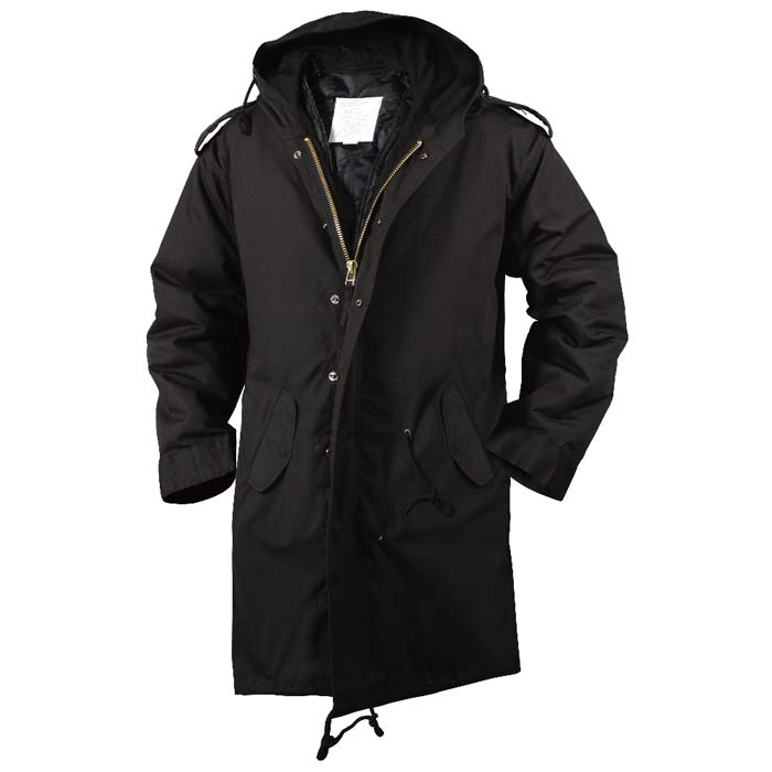 Military M-51 Fishtail Winter Parka
