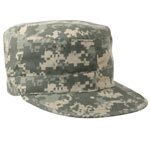Basic Issue Rip-Stop Military Patrol Hat