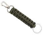 Olive Drab Paracord Key Chain