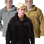 Basic Issue Cold Weather Lined Polar Fleece Jacket