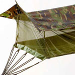G.I Style Woodland Camo Jungle Hammock