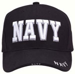 Blue Navy Baseball Hat