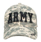 ACU Army Baseball Hat