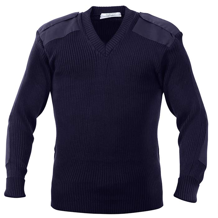 Military Style Cold Weather Wool Sweaters