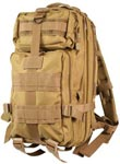 Khaki Military Tactical Transport Pack