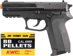Sig Sauer SP2022 Spring Loaded Airsoft Gun