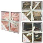 Infant Camo 4 Piece Boxed Gift Set
