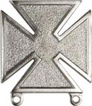 No-Shine Badge Marksman Badge Army Insignia