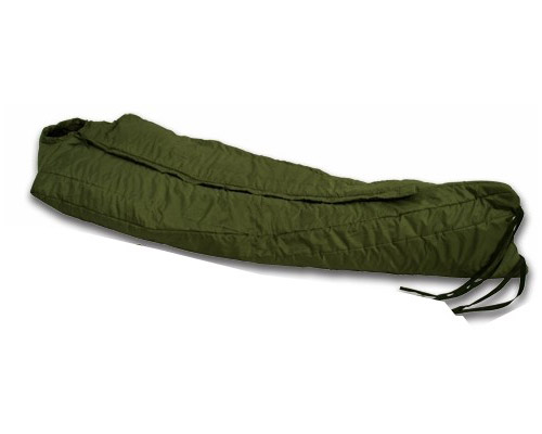 Military Surplus G I Extreme Cold Weather Sleeping Bag