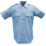 Tact Squad Light Blue Short Sleeve Uniform Shirt