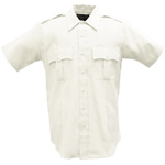 Tact Squad White Short Sleeve Uniform Shirt