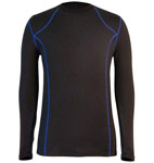 Terramar Men's Carbon TXO Thermal Shirt- W8303