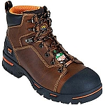 "Timberland Pro Endurance 6"" Brown Steel Toe Waterproof Workboot-47591"