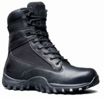 Timberland McClellan 8-inch Waterproof Zip Black Tactical Boot 85522