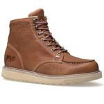 Timberland 89647 Barstow 6 Inch Brown Wedge Boots