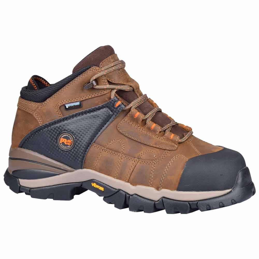 Timberland Pro 4 Inch Hyperion Wp Xl Alloy Toe Work Boots