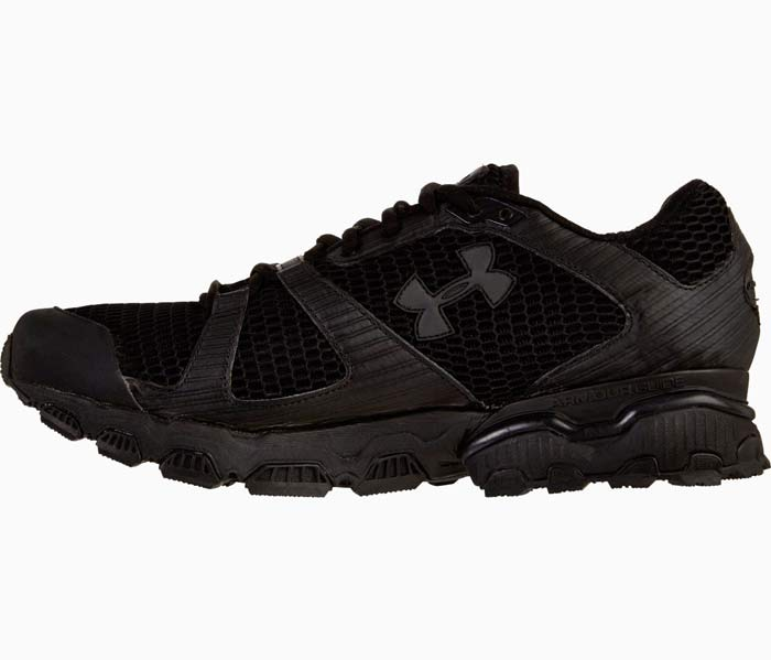 Under Armour Mirage Black Running Shoes