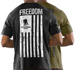 Under Armour Men's Official Wounded Warrior Project Freedom Flag T-Shirt