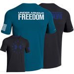 Under Armour Freedom Short Sleeve T-Shirt