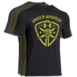 Under Armour Black Ops Fist T-Shirt