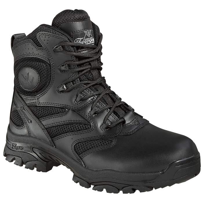 Thorogood 6 Inch Waterproof Side Zip Safety Toe Uniform