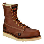 Thorogood 8-inch Plain Toe Wedge Sole Work Boots - 814-4364