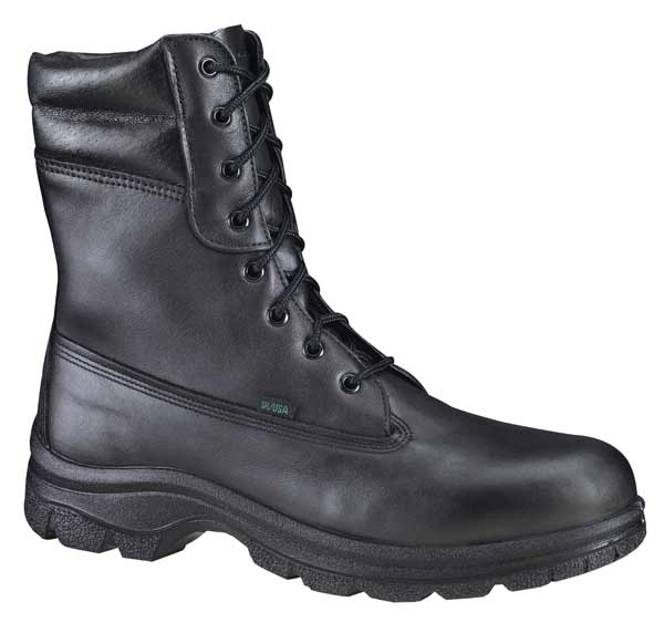 Thorogood Black Waterproof Weatherbuster Uniform Boot 834-6731 - photo #39