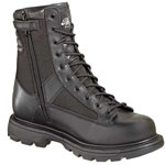 Thorogood Trooper 8-inch Waterproof Side Zip Tactical Boot