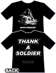 Thank a Soldier Military T-Shirt