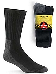 Wigwam At Work Crew Socks 3-pack-Black