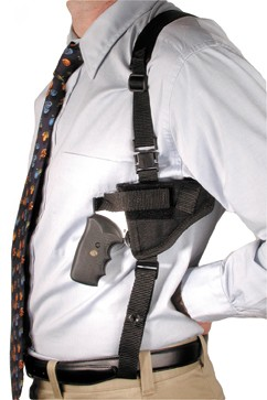 Bagmaster Double Harness Horizontal Shoulder Holster
