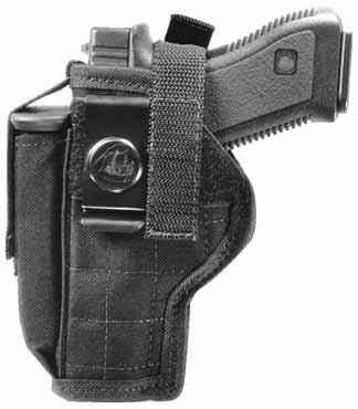 Bagmaster Gun Holster with Mag Pouch