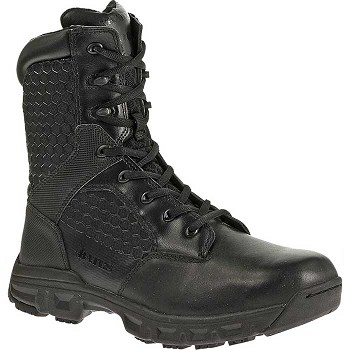 Bates Code 6 Side Zip Womens 8-inch Tactical Boots