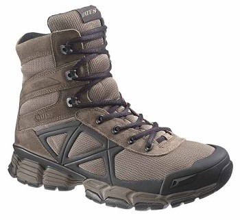 Bates 4030 Men's Brown Velocitor Tactical Military Boots