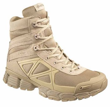 Bates 4031 Men's Desert Tan Velocitor Military Boots