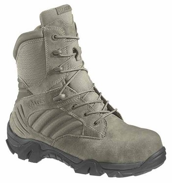 Bates 4276 Men's GX-8 Sage Composite Toe Side Zip Tactical Boots