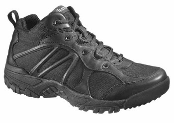Bates 5130 Men's Black Zero Mass Athletic Shoes