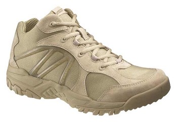 Bates 5131 Desert Tan Zero Mass Athletic Shoes