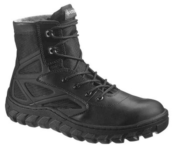 Bates 6006 Men's Black 6 Inch Annobon Tactical Military Boots
