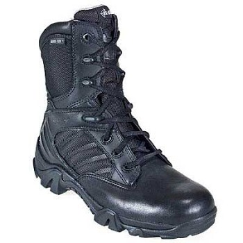 Bates Mens 8 Inch GX-8 Goretex Side Zip Tactical Boot 2268