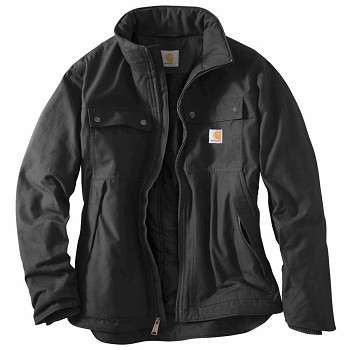 Carhartt Quick Duck Jefferson Traditional Winter Jacket