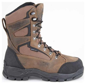 Carolina CA4518 9 Inch 4x4 Aluminum Toe Waterproof Insulated Hiker