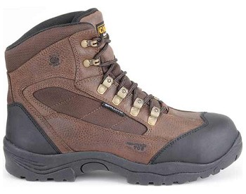 Carolina CA4530 6 Inch Brown Waterproof Composite Toe Hiker